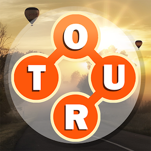 Word Travel:World Tour via Crossword Puzzle Game Online PC (Windows / MAC)