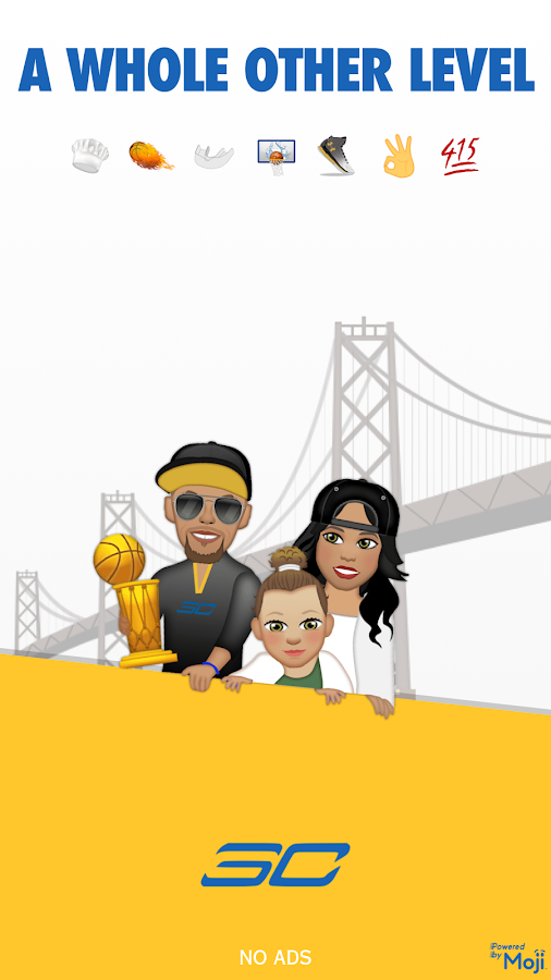 StephMoji by Steph Curry Screenshot 4