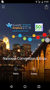 SHAPE America - screenshot