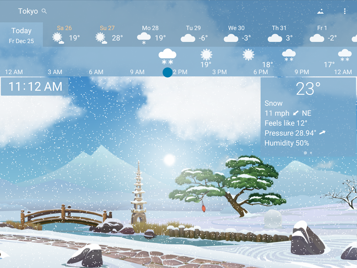 YoWindow Weather Screenshot 18