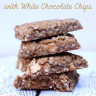 White Chocolate Chip Bars Recipes