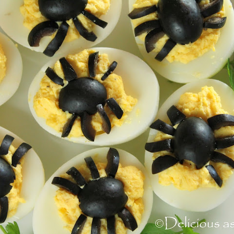 10 Best Deviled Eggs With Black Olives Recipes | Yummly