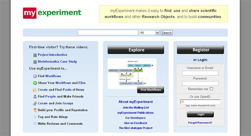 50 RapidMiner processes uploaded to myExperiment.org! Let's build a data-mining-process-wiki ...