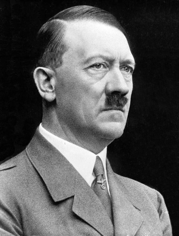 Adolf Hitler!