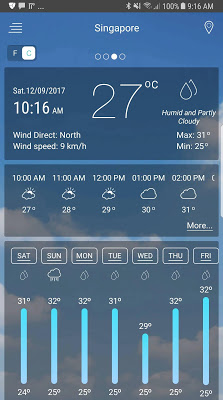 Weather App Pro- screenshot