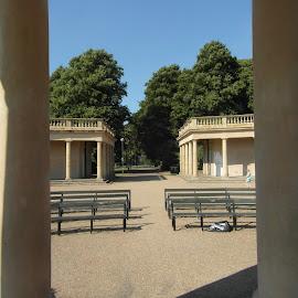 by Gareth Evans BA Hons - City,  Street & Park  City Parks