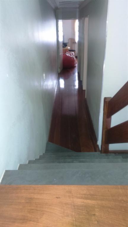 Casa 3 Dorm, Vila Camilópolis, Santo André (SO0251) - Foto 2