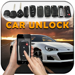 unlock car remote