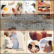 Feature Photo Frames & Editor