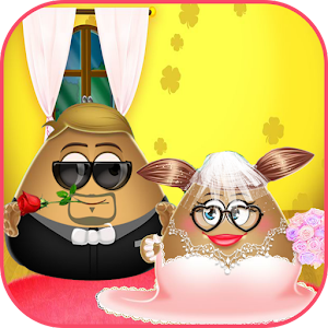 Download pou girl wedding party games For PC Windows and Mac