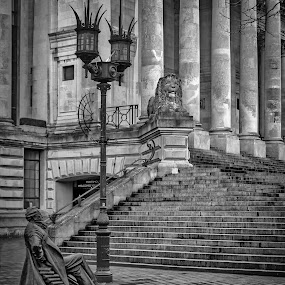 by Stephen Hooton - Buildings & Architecture Public & Historical