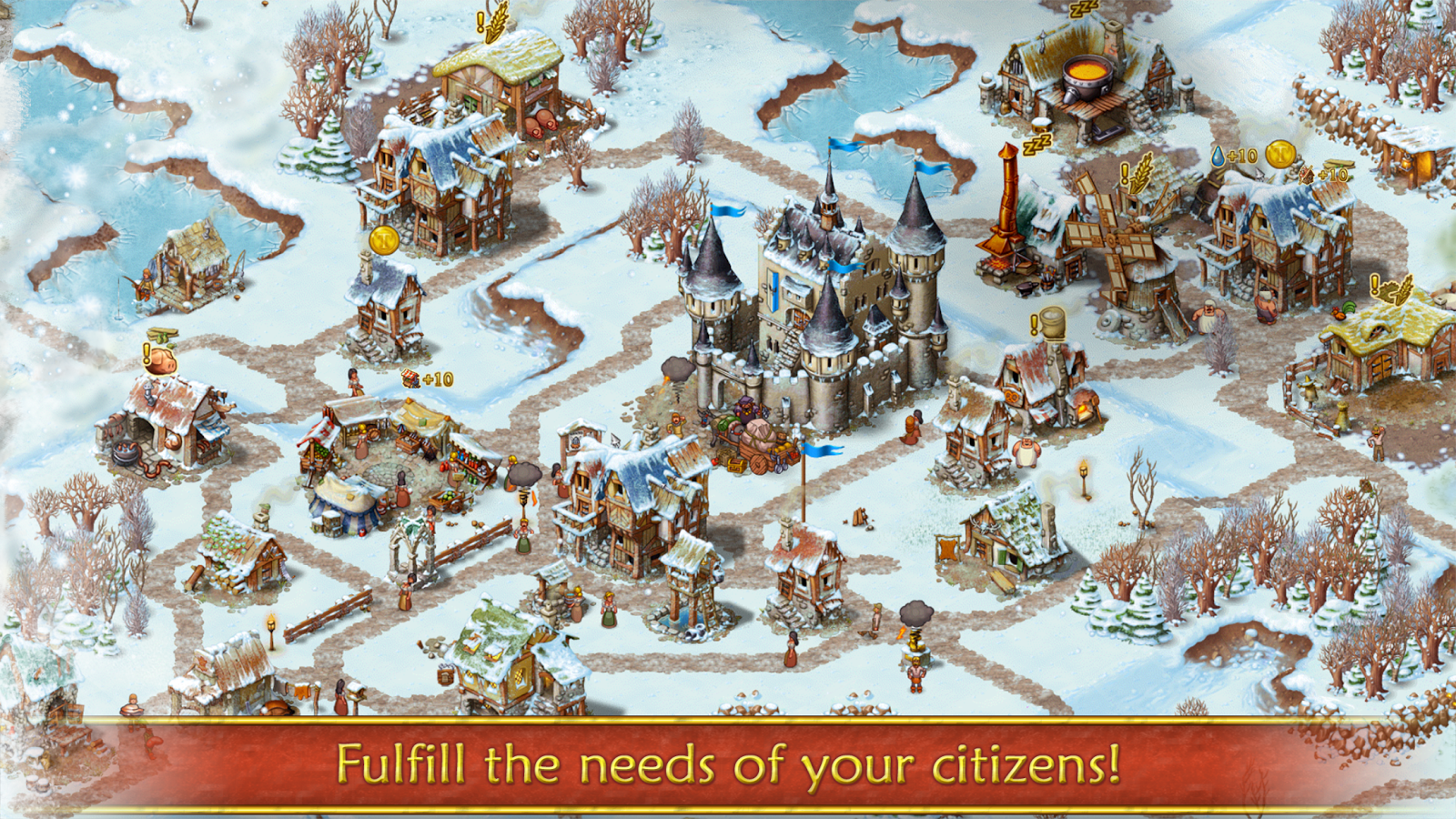 Townsmen Premium Screenshot 17