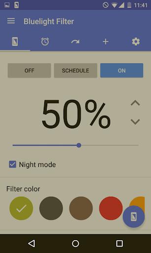 Bluelight Filter for Eye Care screenshot 2