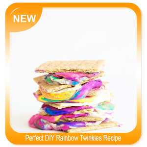 Download Perfect DIY Rainbow Twinkies Recipe for Windows Phone