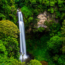 Curug Cimahi by Abdul Rahman - Landscapes Waterscapes