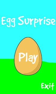 EGG SURPRISE - screenshot