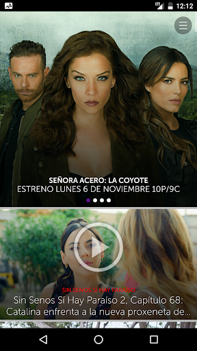 Telemundo Novelas screenshot 1