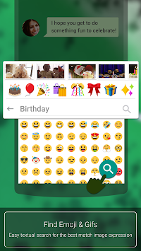 Ai.type Free Emoji Keyboard APK screenshot thumbnail 11