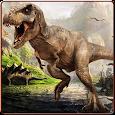 T-Rex Dinosaur Survival Sim 3D