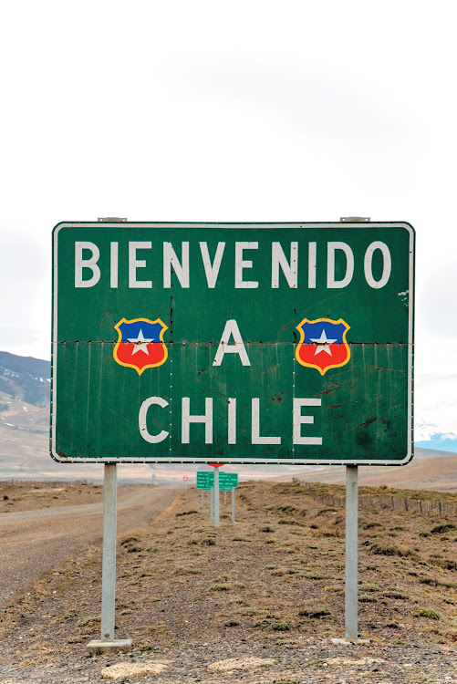 Welcome to Chile