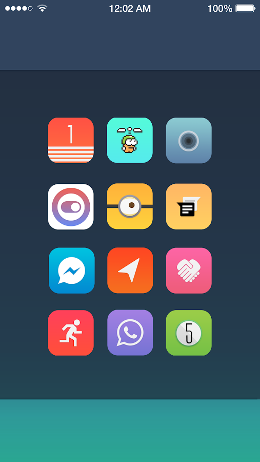 Drage UI Icon Pack Screenshot 0