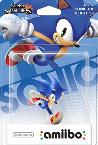 Sonic packaged (thumbnail) - Super Smash Bros. series