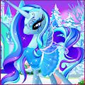 Game Ice Pony Pet Salon APK for Kindle