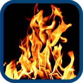 Fire Flames Live Wallpaper LWP