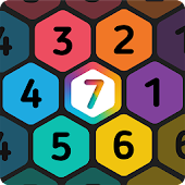 Make7! Hexa Puzzle APK for Bluestacks