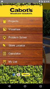 Cabot's Woodcare Solutions - screenshot