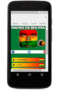 Radios de Bolivia en Vivo - screenshot
