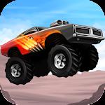 Monster Car Stunts Icon
