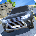 Game Offroad Car LX APK for Kindle
