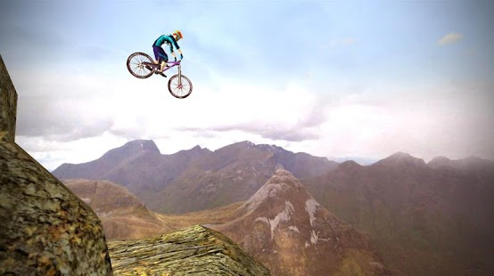Game Shred! Downhill Mountainbiking APK for Kindle