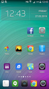 APK App S8 - S7 Launcher and Theme for BB, BlackBerry