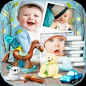 Baby Photo Collage Maker APK Descargar