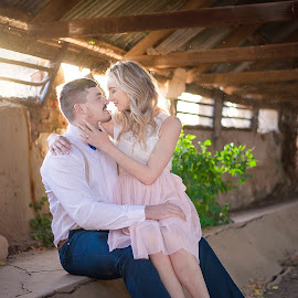 Untitled by Valerie Meyer - People Couples ( val meyer photography, riaan, simone, engagement photo shoot, sammy marks museum )