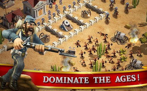 Game Battle Ages APK for Kindle