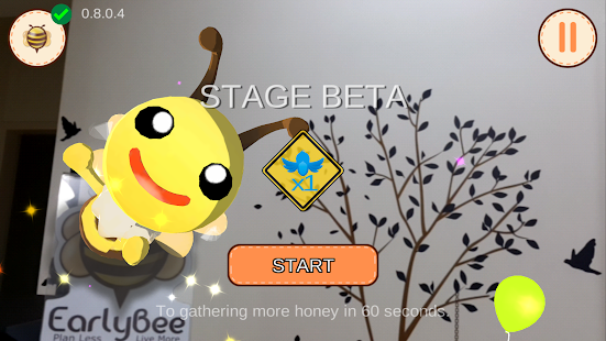 Honey Hero AR - screenshot