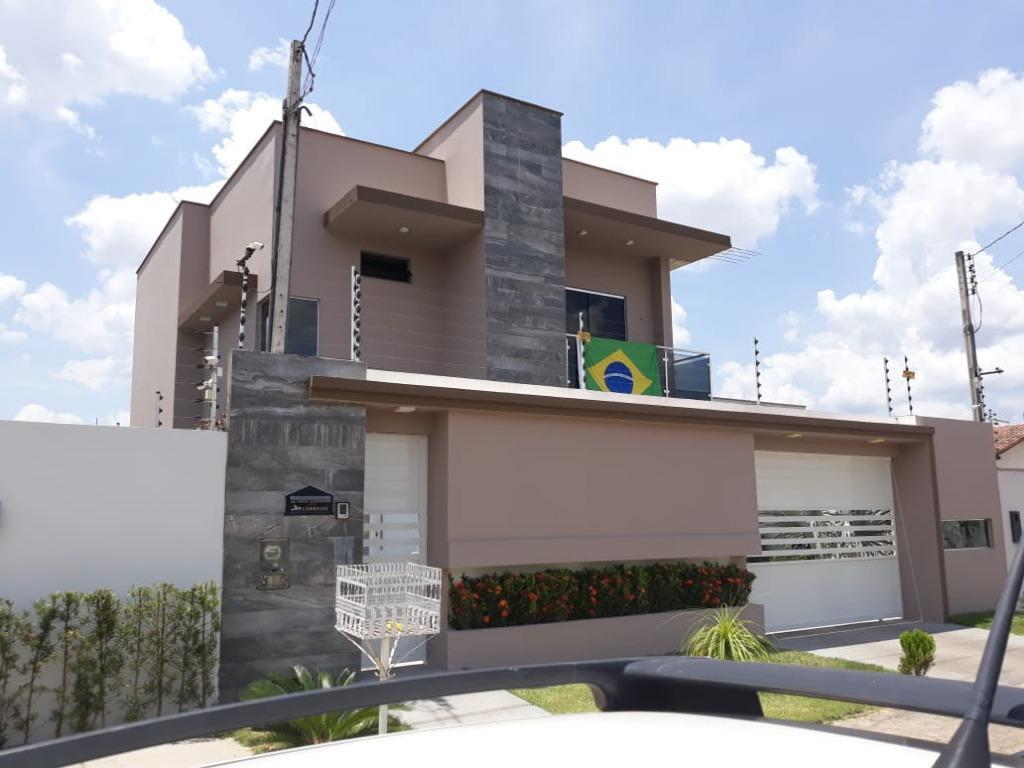 Casa com 4 dormitórios à venda, 209 m² por R$ 950.000,00 - Centenário - Boa Vista/RR