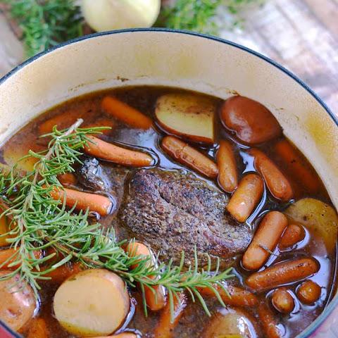 Boliche (Cuban Pot Roast) Recipe | Yummly
