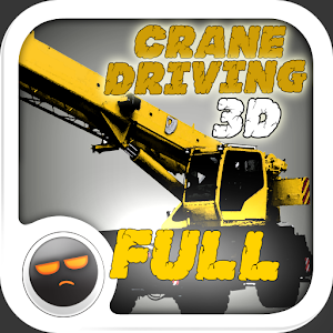 Cover art Crane Challenge Simulator 2016