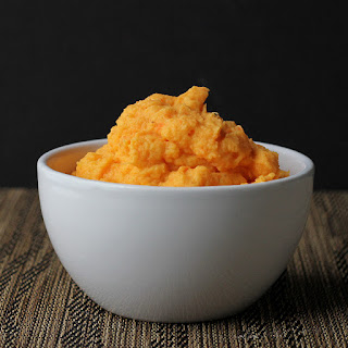 Mashed Carrot and Rutabaga (Swede)