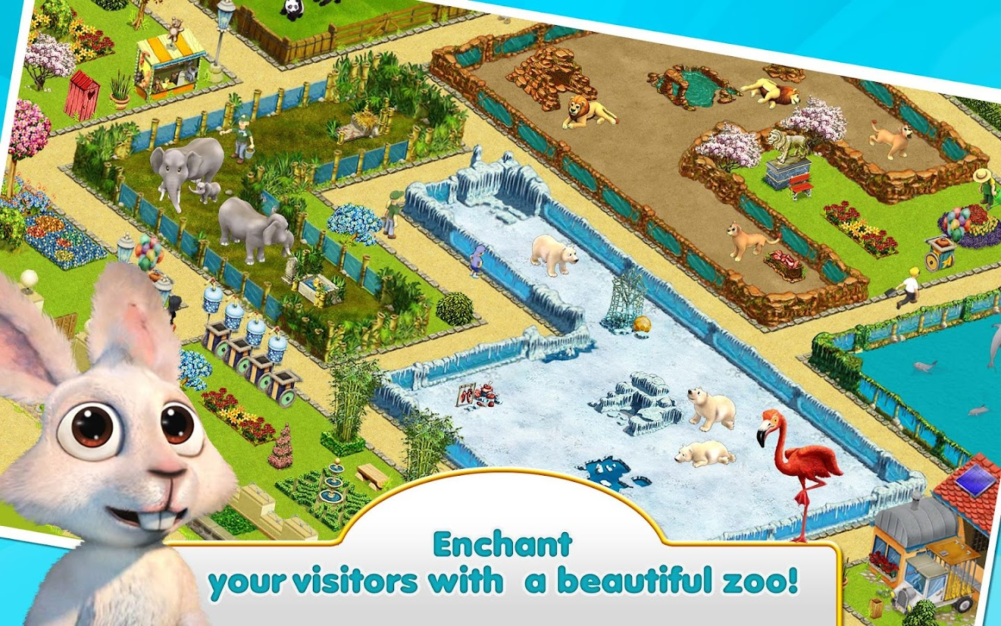 MyFreeZoo Mobile Screenshot 9