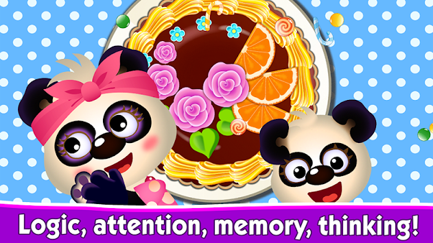Funny Food Games For Toddlers! APK screenshot thumbnail 2