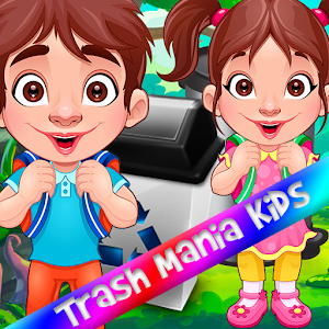 Trash Mania Kids for Android
