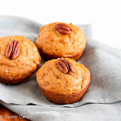 Whole Wheat Carrot Muffin