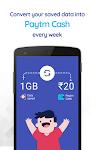 screenshot of Data Recharge & Data Saver 4G