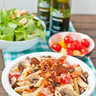 Cherry Tomato Mushroom Pasta Recipes