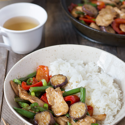 Chicken & Vegetable Stir Fry